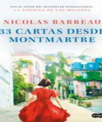 33 cartas desde Montmartre (PDF) - Nicolas Barreau