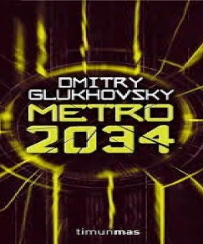 Metro 2034 (PDF) - Dmitry Glukhovsky