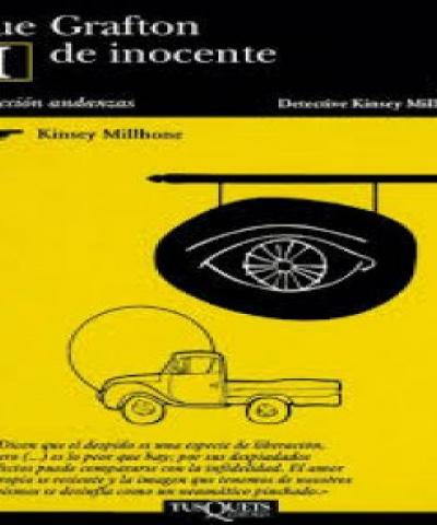 I de inocente (PDF) - Sue Grafton
