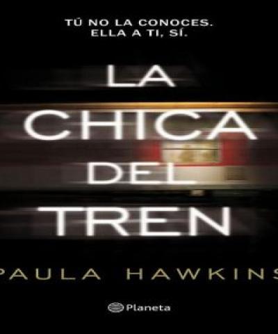 La chica del tren (PDF) - Paula Hawkins