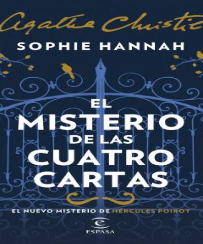 El misterio de las cuatro cartas (PDF) -  Sophie Hannah